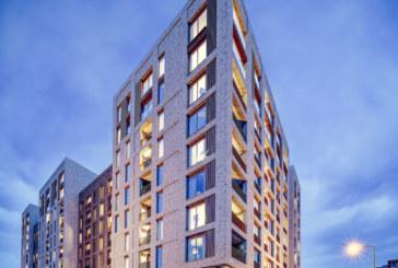 Prefabricated soil stacks help speed Blundell Street development