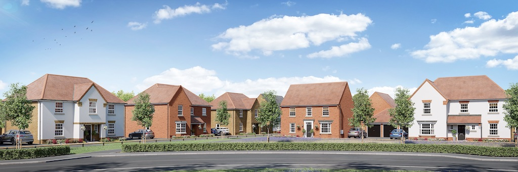 68 new homes to be delivered to Duston