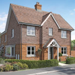 Crest Nicholson launches new house types at Kilnwood Vale, Faygate