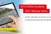 ACO announces 2021 webinar series