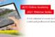 ACO announces 2021 webinar series