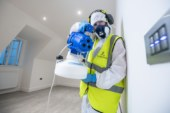New homes to receive 24-Hour sanitisation clean