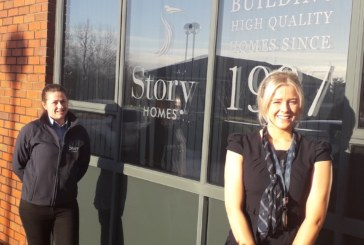 Story Homes demonstrates investment in future talent by appointing 11 trainees across its business