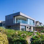 Scenic Cornish 'Stone House' complete with pioneering and sustainable Kebony wood