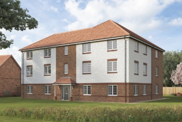 Avant Homes reveals nine design-led apartments for sale at Purbeck Village in Warwick