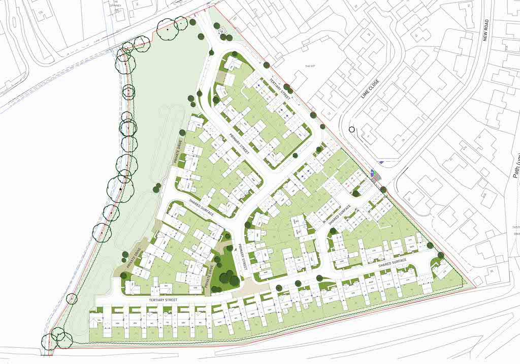 Hayfield and OakNorth Bank strike a deal to fund a £31m development on the outskirts of Bedford