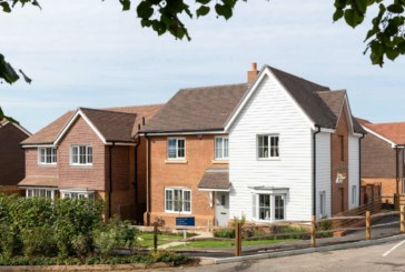 New homes development in Lenham celebrates one year of success
