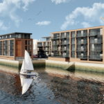 Stunning new apartments for key site on North Shields Fish Quay