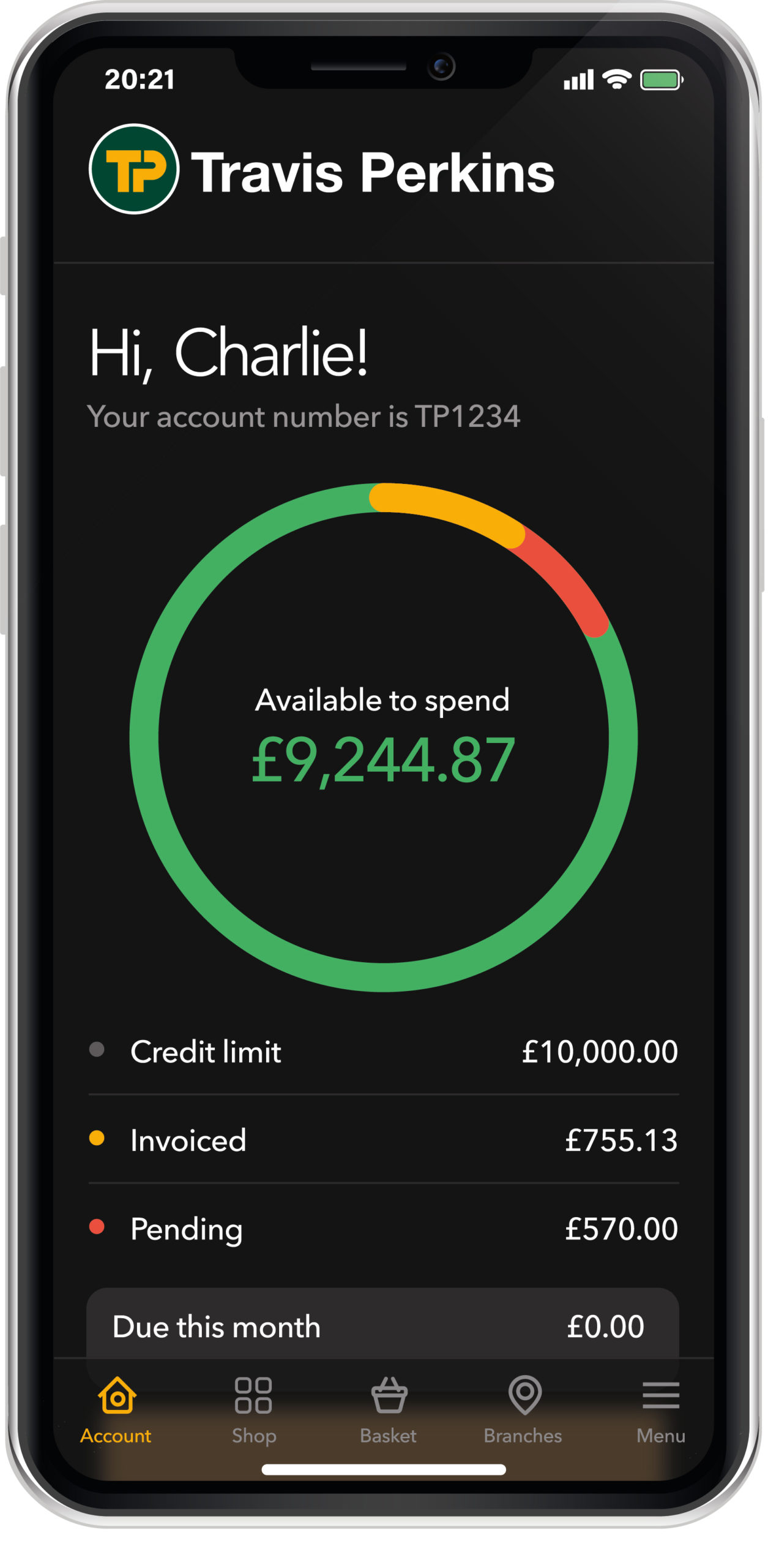 Travis Perkins launches app