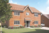 Crest Nicholson unveils stunning new development in Alton, Hampshire