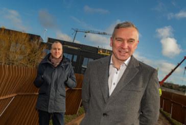 Major eco-homes development to take shape after £4m land deal