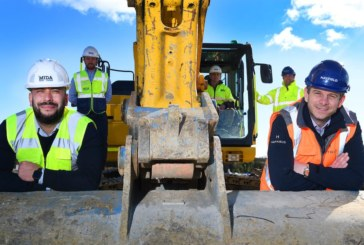 Hayfield commences construction on a £36m 'green' development in Hanslope, Buckinghamshire