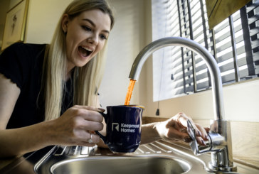 Tea on Tap: Housebuilder launches instant Hot Tea Taps in new homes