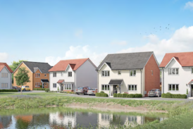 Crest Nicholson launches new house types at Kegworth Gate, Leicestershire