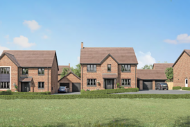 Crest Nicholson unveils new house types at its Blythe Valley development in Solihull