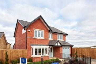 New show homes open at Bolsover development