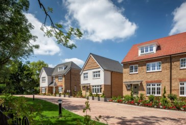 Redrow launches three show homes at Westley Green
