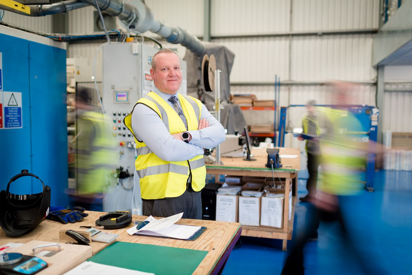 Derbyshire insulation manufacturer lands £250,000 funding package