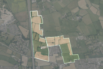 Terra supplies 96 acres in North Somerset for 600 new homes