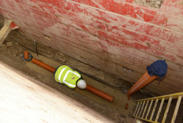 Polypipe Drainage: Consider plastic pipes for your next project
