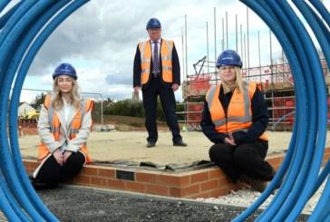 Michael Graham Estate Agents appointed on Hayfield Walk development