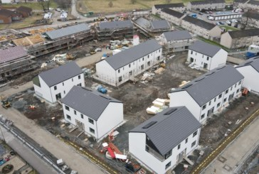 Kingdom Housing Association unveils 5 year development programme