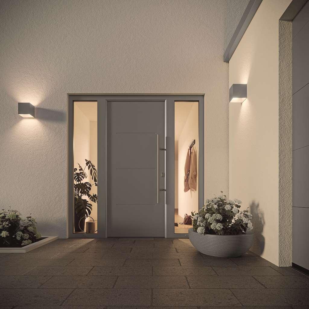 High performance and enhanced choice – entrance doors from Hörmann UK