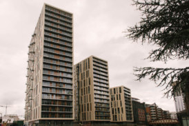 Marley the supplier of choice on Manchester BTR development