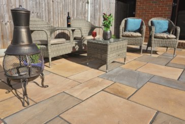 Bradstone launches its first low carbon paving range for gardens and driveways