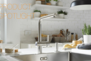 Product Spotlight: Kitchen taps