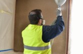 SprayCork from Corksol is proven to reduce heat loss through walls by more than 30%