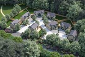 New Hertford eco homes designed for maximum five-star national quality mark