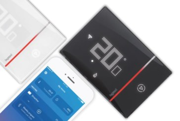 Legrand launches new flush mounted thermostat