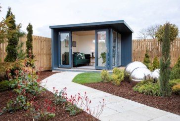 Garden Studio aids home working at Callerton development