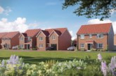 First look at new homes in Hampton Magna