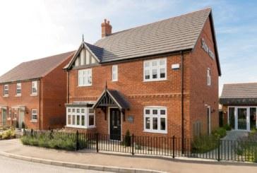 Construction nears completion at long-running Bardney housing development