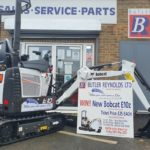 Time Running Out to Enter Bobcat Excavator Charity Raffle