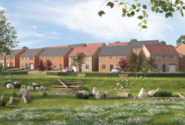 First phase of homes launched at Avant Homes' £33m High Spen, Gateshead development, Bradley Point