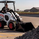 New range of small articulated loaders from Bobcat