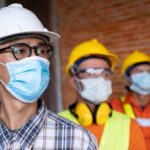 Industry experts explain how Covid-19 has affected health and safety within the trade industry