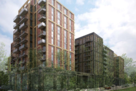 MHA instructs agents for the sale of Elthorne Village, Hanwell