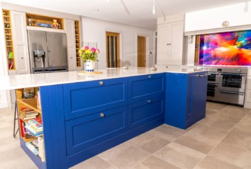 """CaberWood MDF Pro is the perfect panel for """"wow"""" handmade kitchens"""
