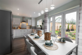 Bellway opens new showhome at Wavendon Chase