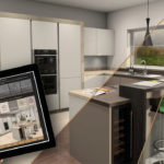 Create Homes launches new online Kitchen Colour Visualiser tool