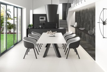 New thicknesses and finishes top off the advantages of Ceralsio ceramic