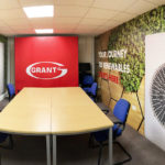 New training facility for online courses at  Grant UK Training Academy