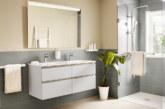 The Gap: a modern bathroom furniture choice from Roca