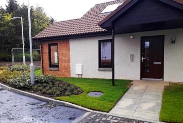 Kingdom Housing Association hands over £1.6m development In Glenrothes