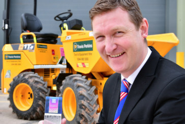 Safety first as JCB site dumper crowned Hire Product of the Year