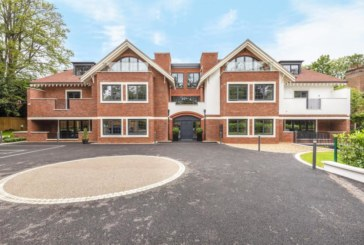 Keystone | Brick slip feature lintels make an entrance at luxury development